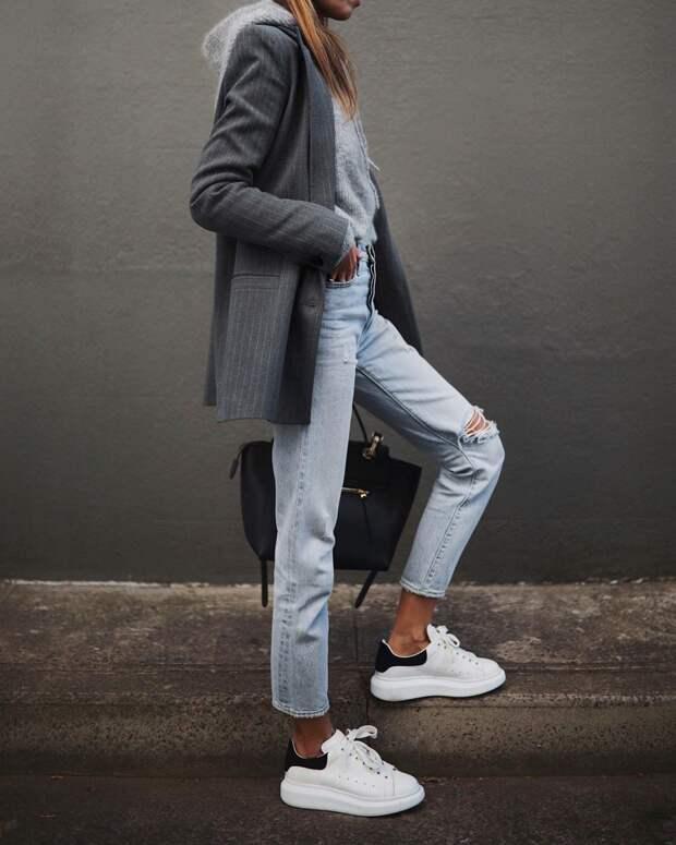 модные джинсы, которые все будут носить этой осенью фото 4
