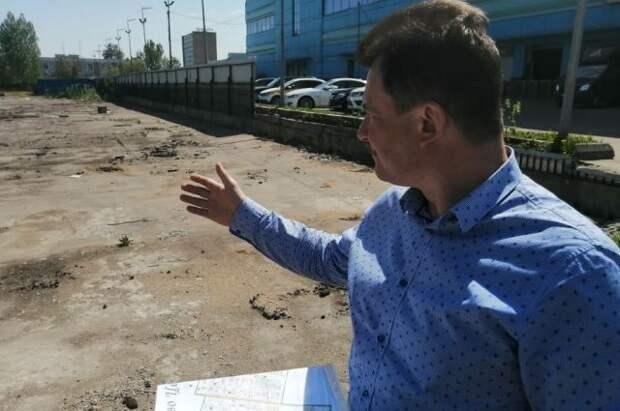Депутат ГД Романенко начал переговоры о реабилитационном центре в ЮАО
