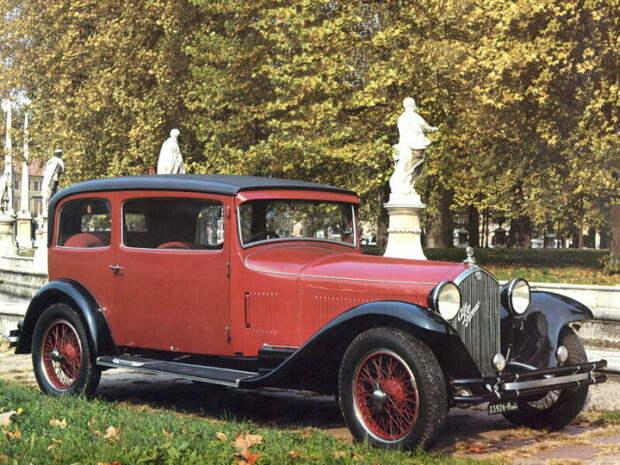 Современный парприз появился в машинах 1930-х годов. /Фото: favcars.com.