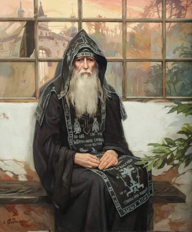 Откровения монаха Симиона Афонского