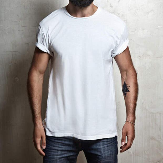 История простой футболки: расскрываю удивительные факты
