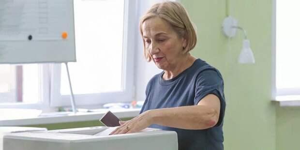 Собянин: Голосование консолидировало общество вокруг Президента. Фото: mos.ru