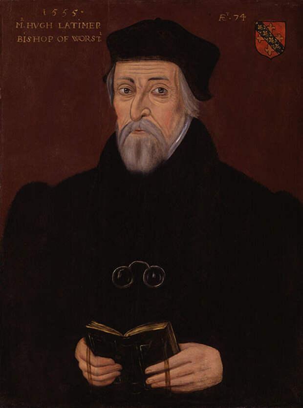 Епископ Хью Латимер.