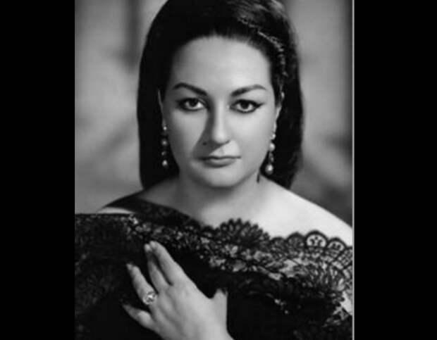 Ещё при жизни ее называли легендой: великая Монсеррат Кабалье