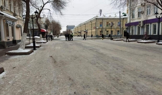 Полицейские ушли от ответа на вопрос, зачем выставили усиленные патрули в Оренбурге