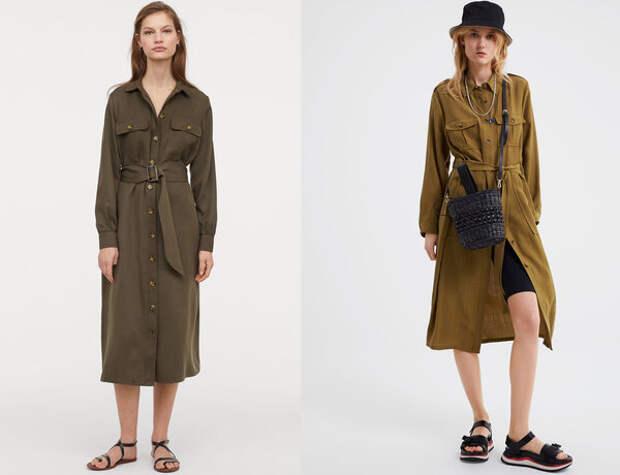 H&M и Zara