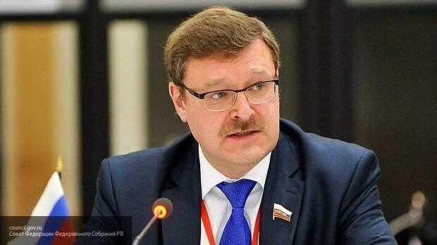 Косачев назвал новые санкции США против РФ методом давления на конкурентов