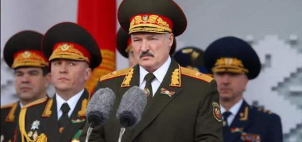 Лукашенко и чужая Победа