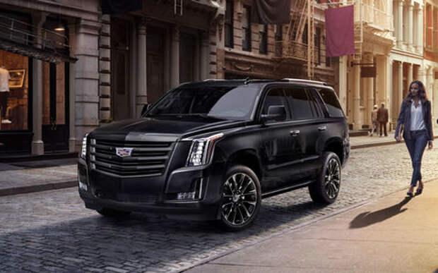 Cadillac начал продажи особенного кроссовера