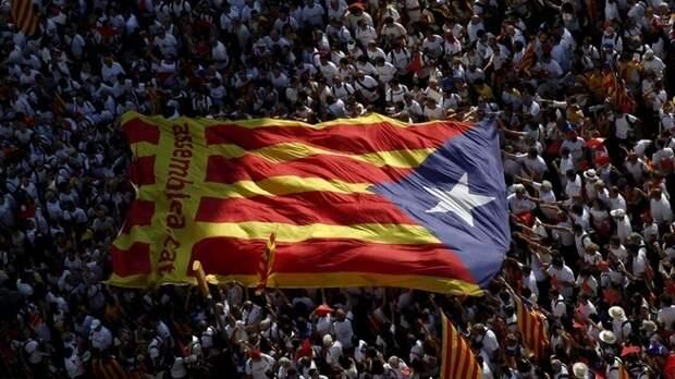 Вице-председатель Европарламента: «сепаратисты» Каталонии используют те же приёмы, что и Россия
