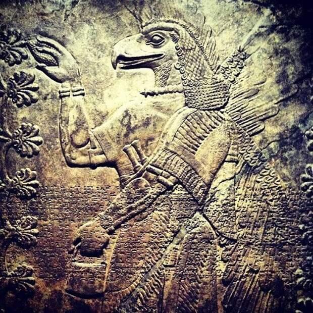 Легенда об Игиги: древние инопланетные астронавты, восставшие против аннунаков