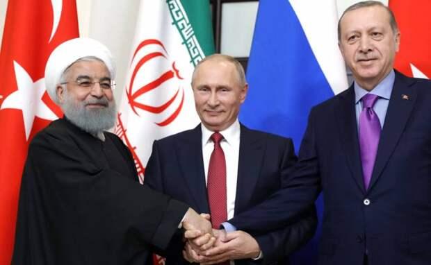 Существует ли выход из сирийского «лабиринта»: об интересах сторон