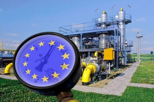 Россия оставит Украину без газа