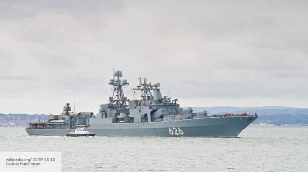 «У России в Арктике мощный кулак»: Северный флот РФ достойно встретит нежданных гостей