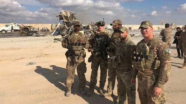 США сократят численность своих военнослужащих в Ираке до 3 тысяч