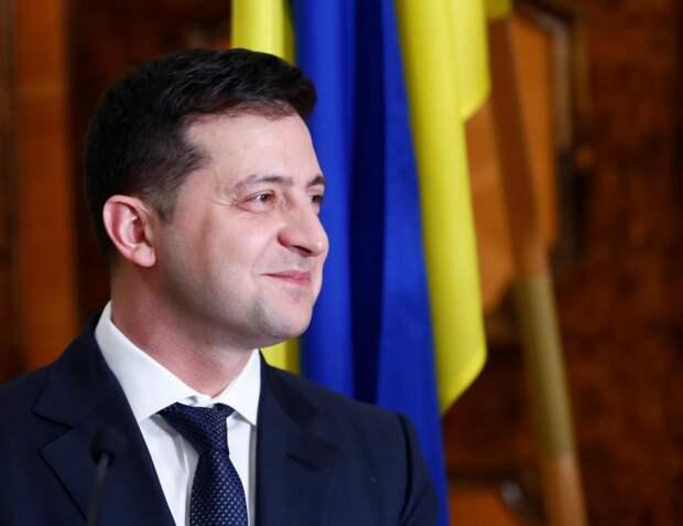 Зеленский захотел создать на Украине Голливуд и Диснейленд