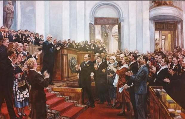 Доклад Хрущёва на XX съезде КПСС и пророчество Бен-Гуриона
