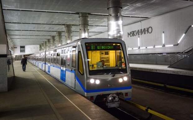 Транспортная блокада ММАС: метрополитен закрывает станцию «Мякинино»