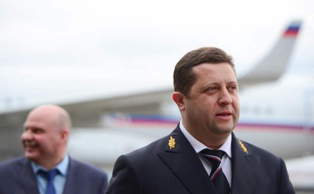 В Москве арестовали гендиректора летного отряда «Россия»