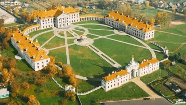 Ружанский дворец, Белоруссия