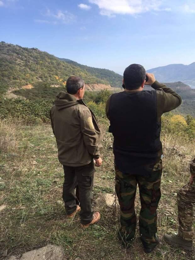 Коротко по Карабаху. 10.10.2020