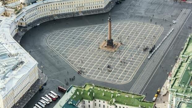 Вход на концерт «Классика на Дворцовой» в День города ограничат