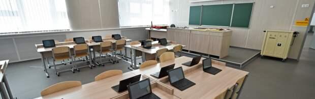 Учебный корпус на 350 мест ввели на Петрозаводской