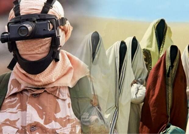 Россияне пошутили над тем, как спецназ Британии спасся от талибов: «Гарем сбежал»