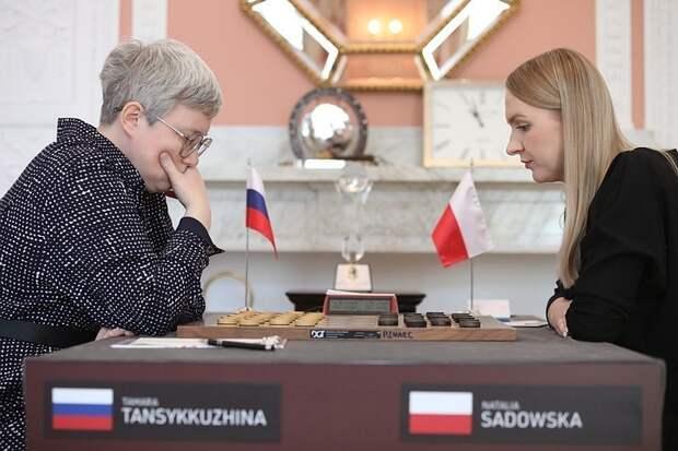 Чемпионка мира по шашкам Тамара Тансыккужина рассказала, что почувствовала, когда у нее убрали флаг