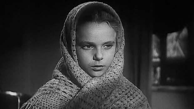 Жила-была девочка (1944) Великая Отечественная Война, весна, война, кино, победа, фильмы