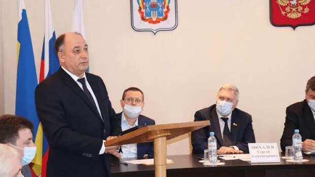 Нового главу администрации выбрали в Каменске-Шахтинском