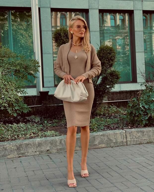 Как стильно носить платье-лапшу летом: 15 соблазнительных примеров