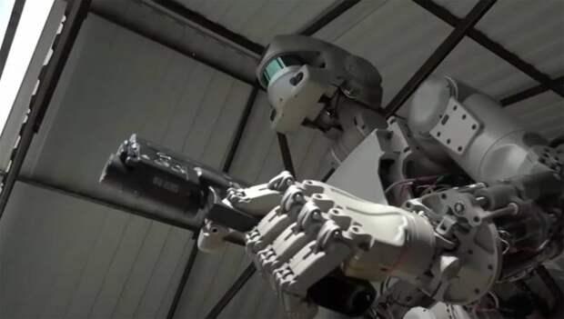 Боевые роботы на современных войнах и войнах будущего: мифы и реальность