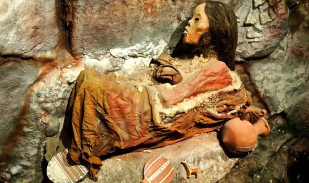 13 самых жутких мумиймира