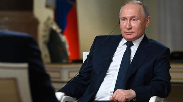 Путин о Навальном: полное игнорирование требований закона
