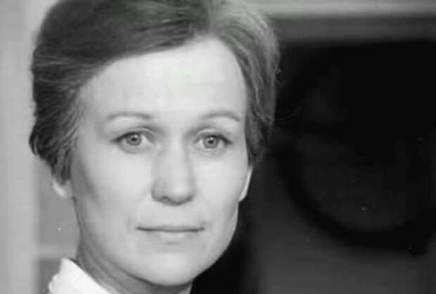 Майя Булгакова в фильме *Крылья*, 1966   Фото: kino-teatr.ru