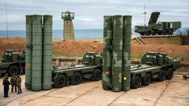 Белоруссия закупит у России зенитные ракетные комплексы С-400