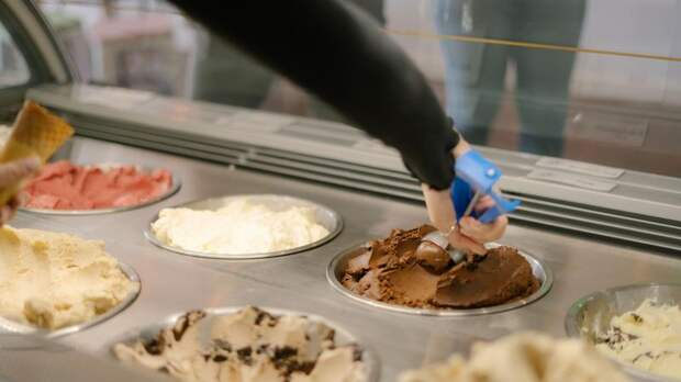 Из Петербурга в США с начала года экспортировали более двух тысяч тонн мороженого