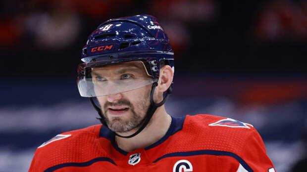 Овечкин догнал Торнтона по очкам в плей-офф НХЛ