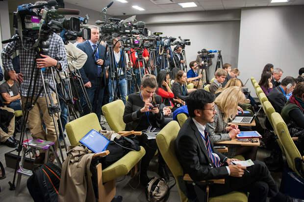 Более 500 журналистов поработают на саммите США-РФ в Женеве