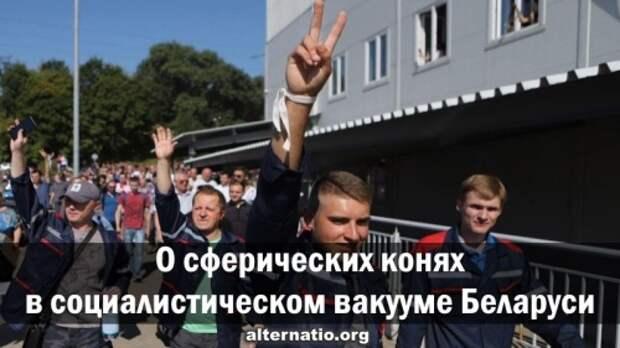 О белорусском псевдосоциализме