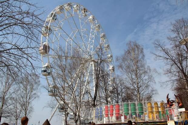 В Ижевске с 14 мая откроются парки, стадионы и музеи
