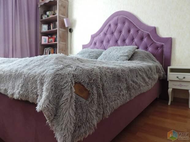 Мечта исполнилась! Кровать своими (!!!) руками