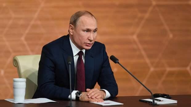 """""""Господин президент, вы - убийца?"""": Путин заставил выслушать ответ"""