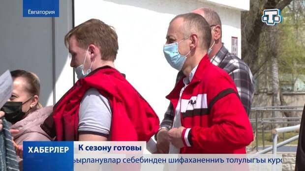 На майские праздники Крым ждет более миллиона туристов