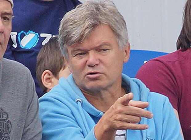 Сергей ВЕДЕНЕЕВ: Эй, соперники «Зенита», где кураж?