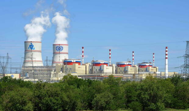 Более 660млн рублей направила наэкологическую безопасность Ростовская АЭС
