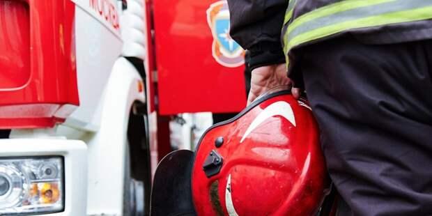 За неделю в Митине произошли два пожара