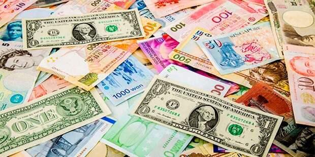 Официальные рыночные курсы инвалют на 29 июля установил Нацбанк Казахстана