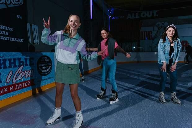 Вечеринка на льду City Sport Ice Night